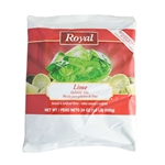 Gelatin Royal Lemon - 24 Oz.