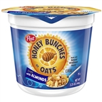 Post Cereal Cup Honey Bunches Of Oats Almond - 2.25 Oz.
