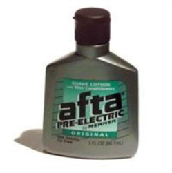 Afta Pre-Electric Regular Shave Lotion - 7.5 oz.