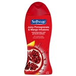 Softsoap Original Body Wash Pomegranate and Mango - 18 Fl.Oz.