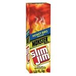 Slim Jim Monster Mixed Smoked Meat Stick Power Wing