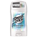 Mennen Speed Stick Deodorant Ocean Surf - 3 oz.