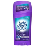 Antiperspirant Powder Fresh Lady Speed Stick - 2.3 oz.