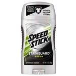 Mennen Speed Stick Stain Guard Fresh - 2.7 oz.