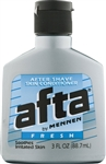 Afta Skin Conditioner Shave Lotion Fresh - 3 oz.