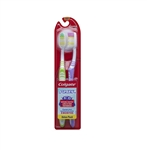 Toothbrush Plus Full Head Soft Adult Twin Pack