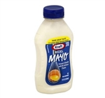 Kraft Squeezable Real Mayonnaise - 12 Oz. Bottle