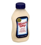 Kraft Nabisco Miracle Whip Squeeze Spoonable Mayonnaise - 12 Oz.