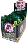 Beer Nuts 2 oz. Cashew
