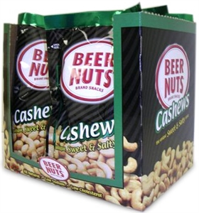 Beer Nuts 4 oz. Cashew
