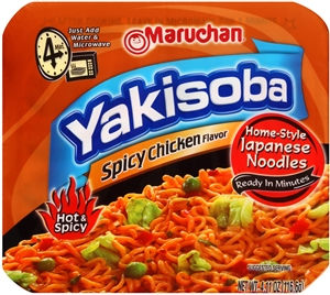 Maruchan Yakisoba Spicy Chicken - 4.11 Oz.