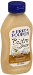Grey Poupon Bistro Sauce - 12 Oz. Bottle