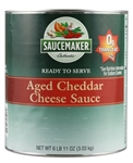 Saucemaker Aged Cheddar Cheese Sauce -107 Oz.