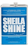 Sheila Shine Liquid Cleaner and Polish - 1 Gal.
