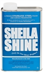 Sheila Shine Liquid Cleaner and Polish - 1 Qt.