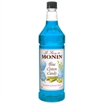 Blue Cotton Candy Syrup - 1 Liter
