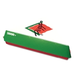Dixie Carryout Carton fits Small Pizza Slice - 6 in. x 7.25 in. x 1.25 in.