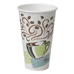 Dixie Insulated Paper Hot Cups - 16 Oz.
