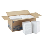 Beverage 1 Ply Napkins White