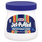 Kraft Jet Puffed Marshmallow Creme - 7 Oz. Bottle