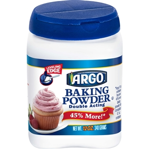 Argo Baking Powder - 12 Oz.