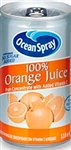 Beverage Orange 100 percentage Juice - 5.5 Oz.
