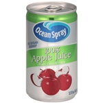 Beverage Apple 100 percentage Juice - 5.5 Oz.