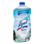 Lysol Clean and Fresh Multi-Surface Cleaner - 40 fl.oz.
