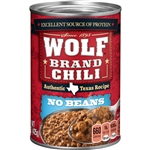 Wolf Chili Without Beans - 15 Oz.