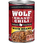 Wolf Chili With Beans - 15 Oz.