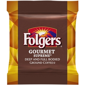 Folgers Gourmet Supreme Ground Coffee - 1.75 Oz.