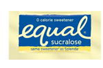 Stratas Foods Equal Yellow Single Serve Packet Sweetener 1 Grm.