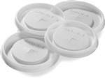 Translucent Lid Fits Stackable 5212 12 Oz. Tumbler