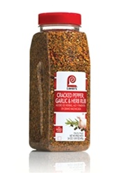 McCormick Cracked Pepper Garlic and Herb Rub 24 oz.