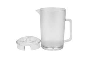 G.E.T. Enterprises Textured San Pitcher Clear - 64 Oz.