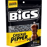 Sunflower Seeds Bigs Sea Salt and Pepper - 5.35 Oz.