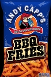 Andy Capp Bbq Fries - 3 oz.