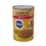Pedigree Dog Food Complete Nutrition Chicken and Rice Dinner - 13.2 Oz.