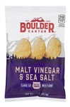 Kettle Chips Malt Vinegar Sea Salt - 1.5 Oz.