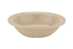 Tan Supermel Rimmed Bowl Deep - 5 Oz.