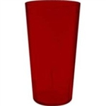 Red 6.5 in. Tall Tumbler - 20 oz.