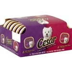 Cesar Canine Cuisine Dog Food Beef Multipack - 2.65 Oz.