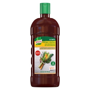Knorr Liquid Concentrate Base Vegetable - 32 Oz.