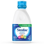 Similac Advance Instant Infant Formula Ready to Feed- 6/32oz.