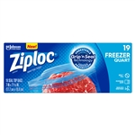 Ziploc Freezer Bag Quart