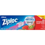 Ziploc Slider Storage Bag Quart