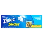 Slider Quart Freezer Bag
