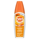 Off Family Care Unscented Spritz with Wipe - 6 Fl. Oz.
