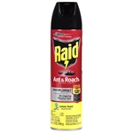 Raid Ant and Roach Lemon Aerosol - 17.5 Oz.