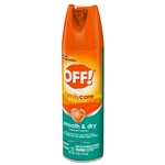 Off Family Care Smooth and Dry Aerosol - 4 Oz.